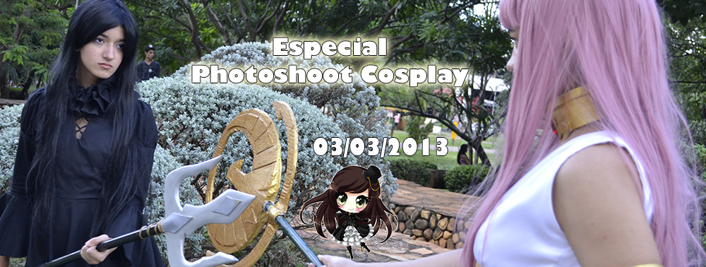 especial photoshoot cosplay 2013