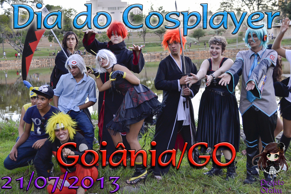 Dia do Cosplayer – Goiânia/GO