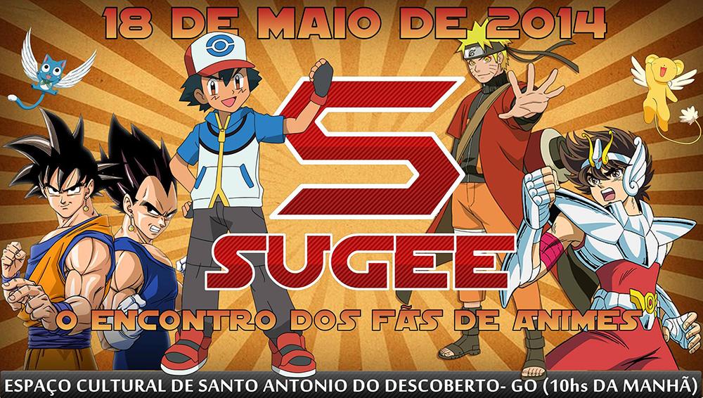 SUGEE- O ENCONTRO DOS FÃS DE ANIMES (SAD)