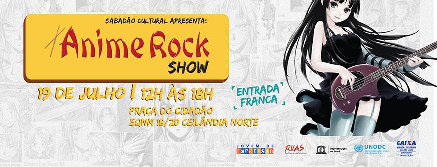 Anime rock 2014