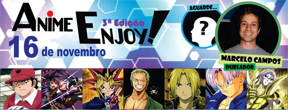 [Evento] Anime Enjoy - 3ª edição