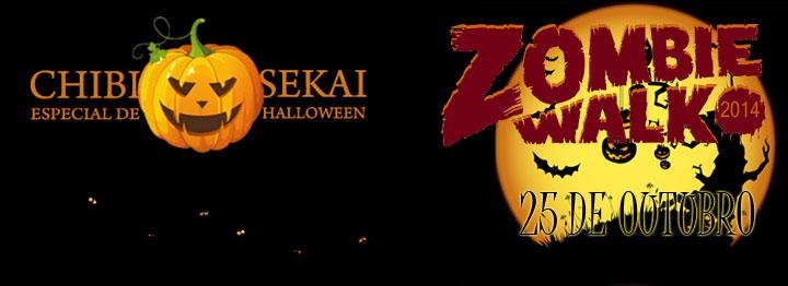 [Evento] Chibi Sekai – Zombie Walk + Especial de Halloween