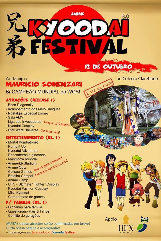 Kyoodai Festival