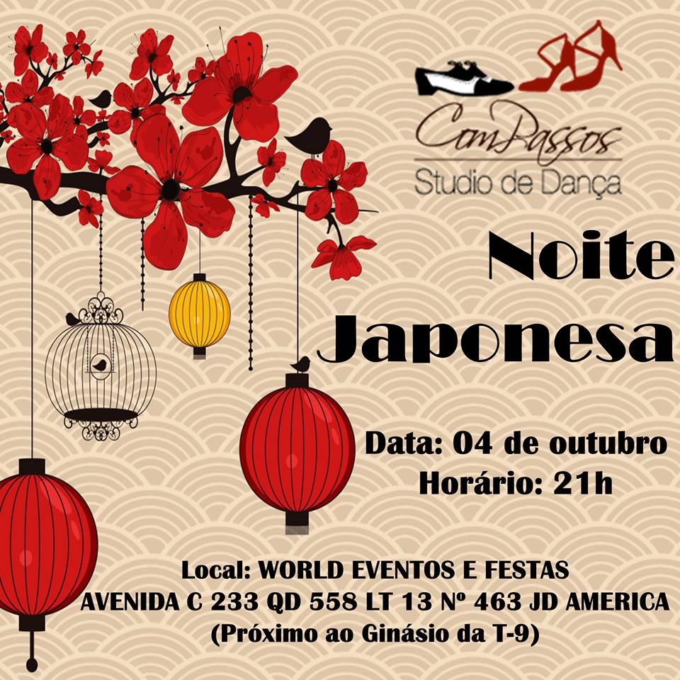 Baile Japonês folder