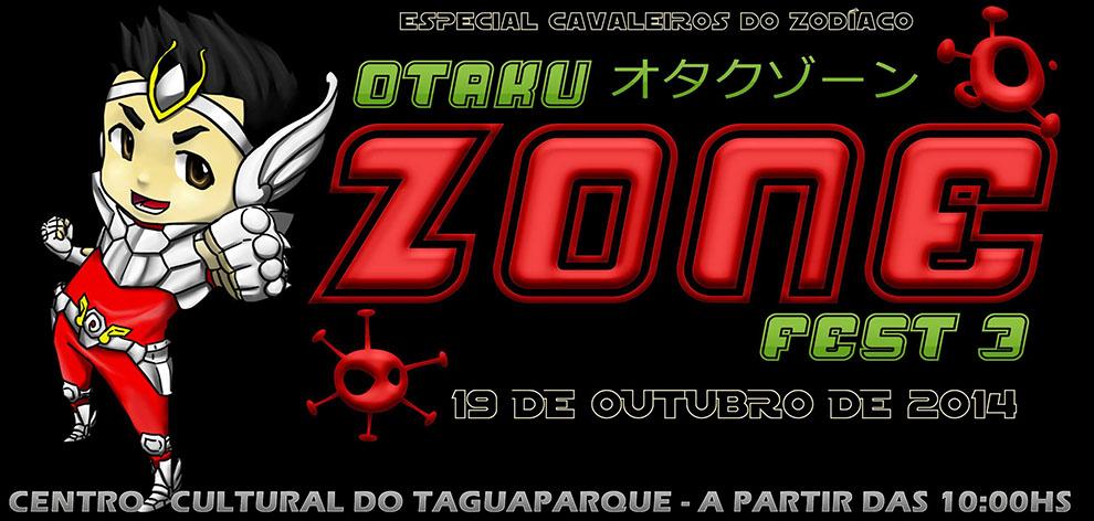 [Evento] Otaku Zone Fest 3