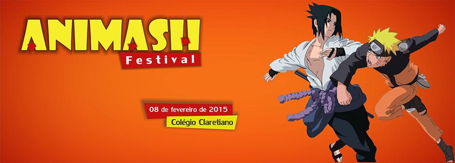 [Evento] Animash Festival - 6ª Edição