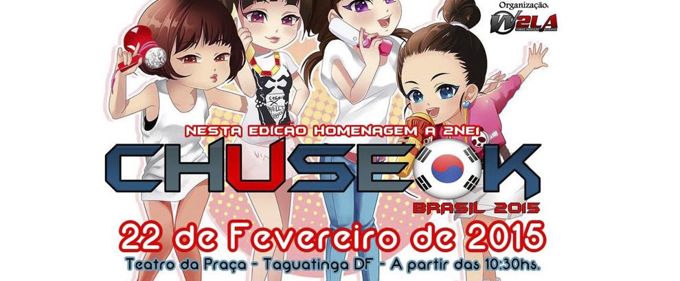 Chuseok 3º Edição folder