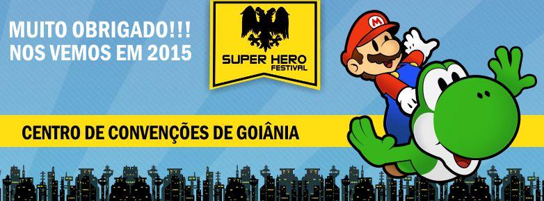 [Evento] Super Hero Festival 2015