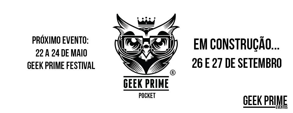 [Evento] Geek Prime Festival 2015