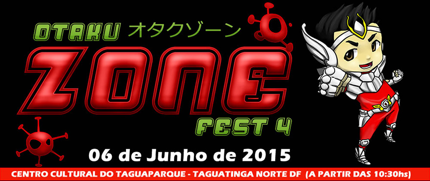 [Evento] Otaku Zone Fest 4