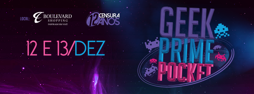 Geek Prime Pocket - 2015