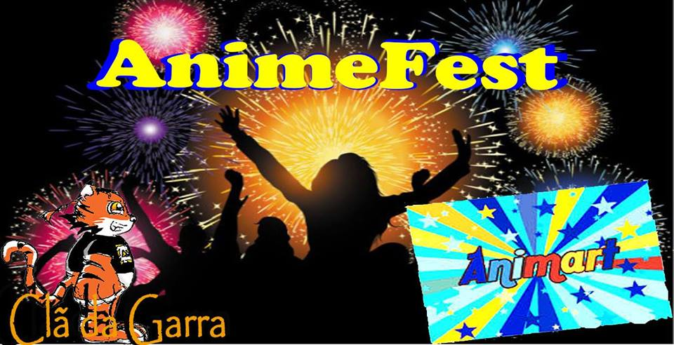 AnimeFest Clã da Garra X Animart