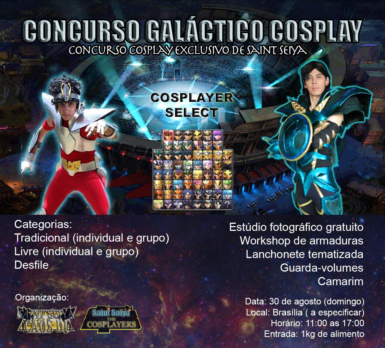 Concurso Galáctico Cosplay