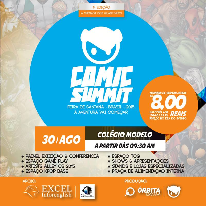 Comic Summit
