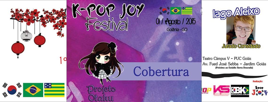 [Cobertura] K-Pop JOY Festival 2015