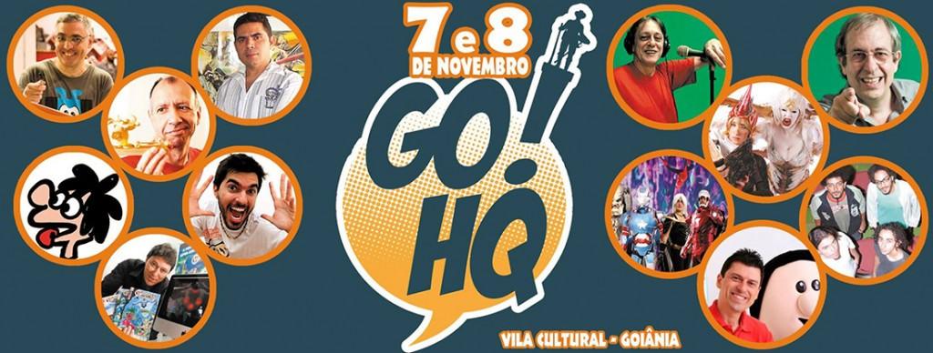GO!HQ - 1ª Edição