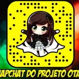 SnapChat do Projeto Otaku