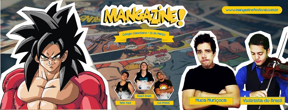Mangazine Festival 2016