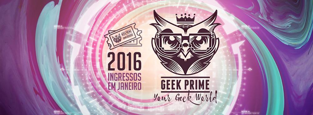 Geek Prime - 2016
