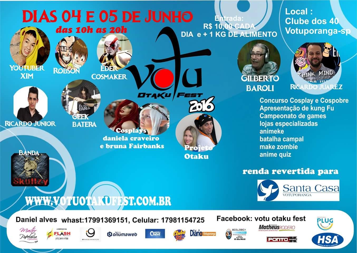 Votu Otaku Fest 2016