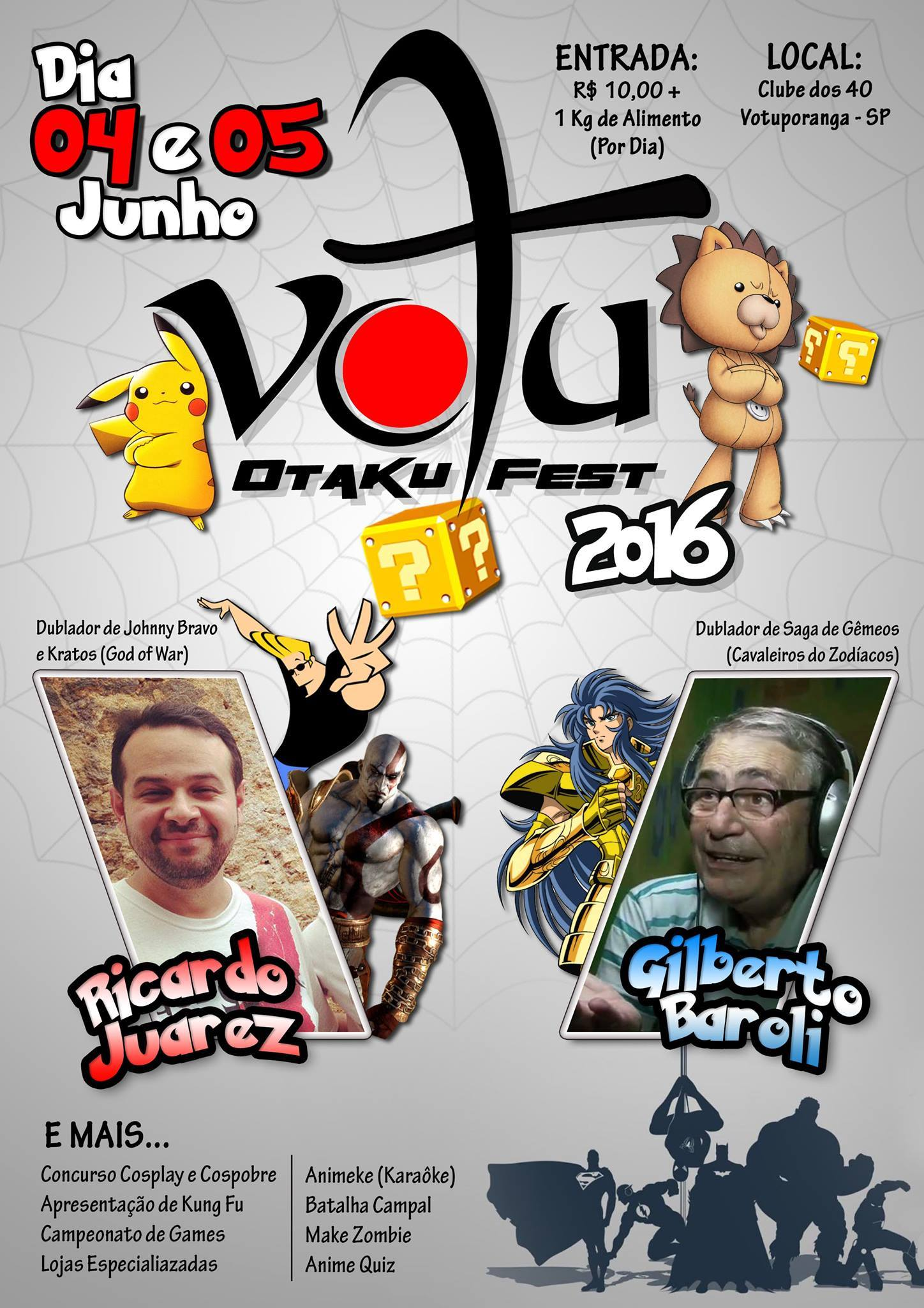 Votu Otaku Fest - 2016