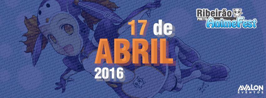 13º Ribeirão Preto Anime Fest!
