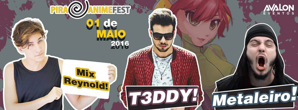 17º Pira Anime Fest