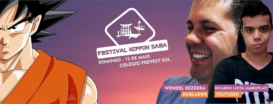 [Evento] Festival Nippon Sama 2016