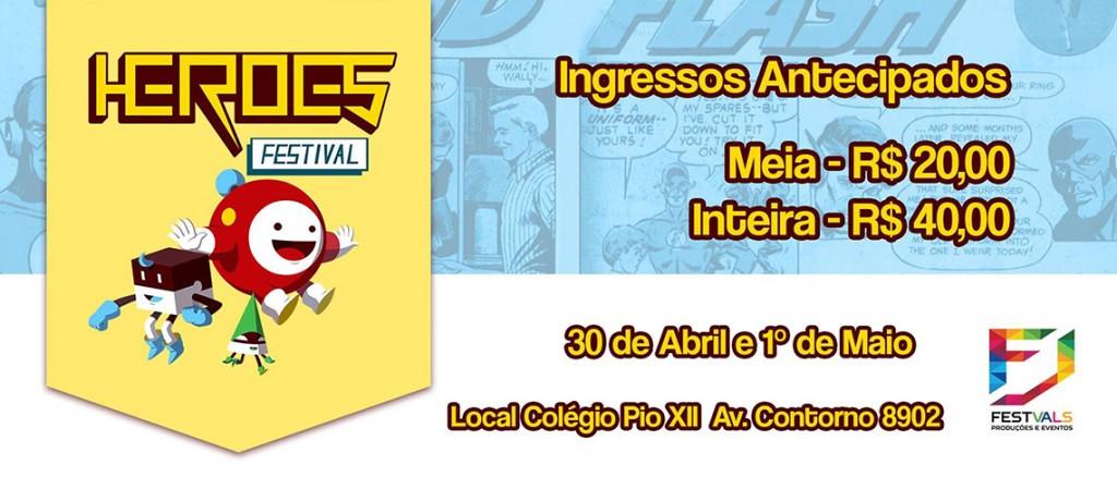Heroes Festival 2016