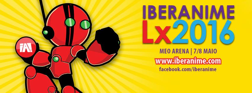 Iberanime LX 2016