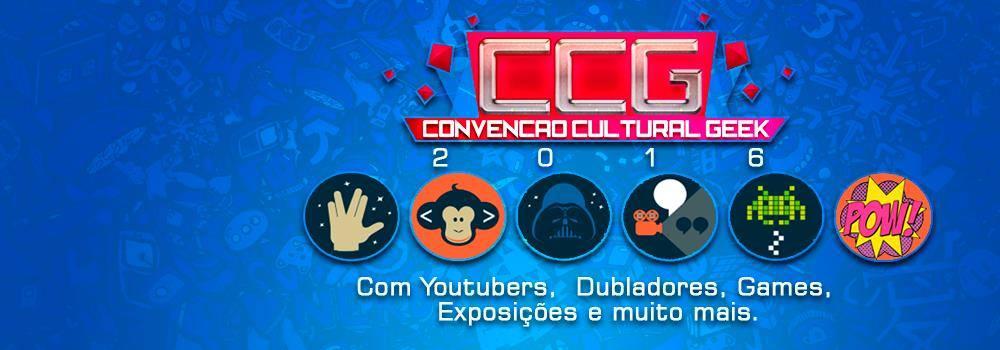 CCG (Convenção Cultural Geek) 2016