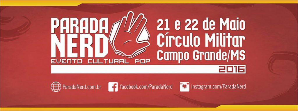 Parada Nerd 2016