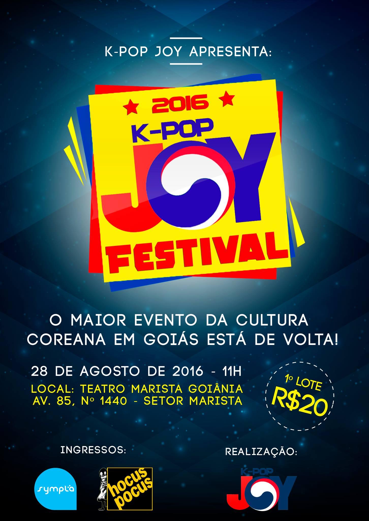K-Pop Joy Festival 2016