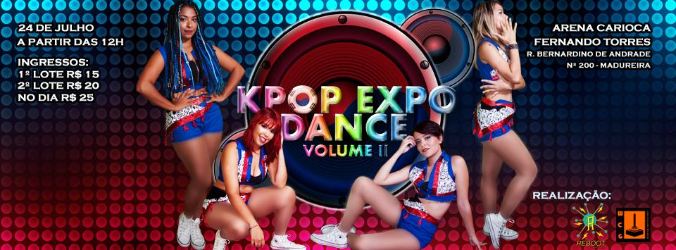 Kpop Expo Dance Vol. II
