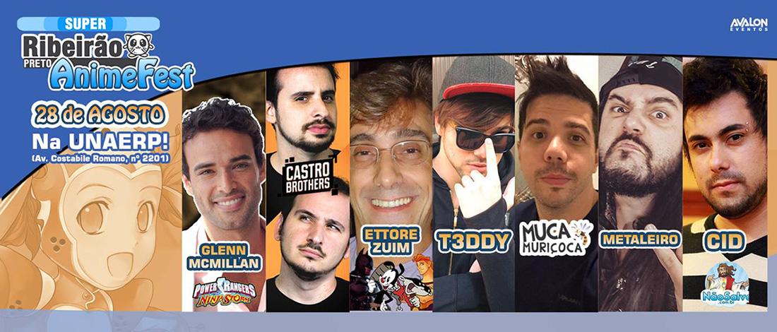 SUPER Ribeirão Preto Anime Fest 2016