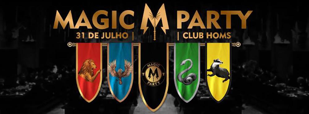 MAGIC PARTY - 1ª edição