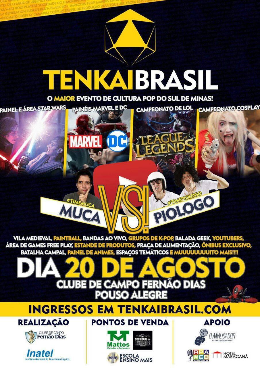 Tenkai Brasil 2016