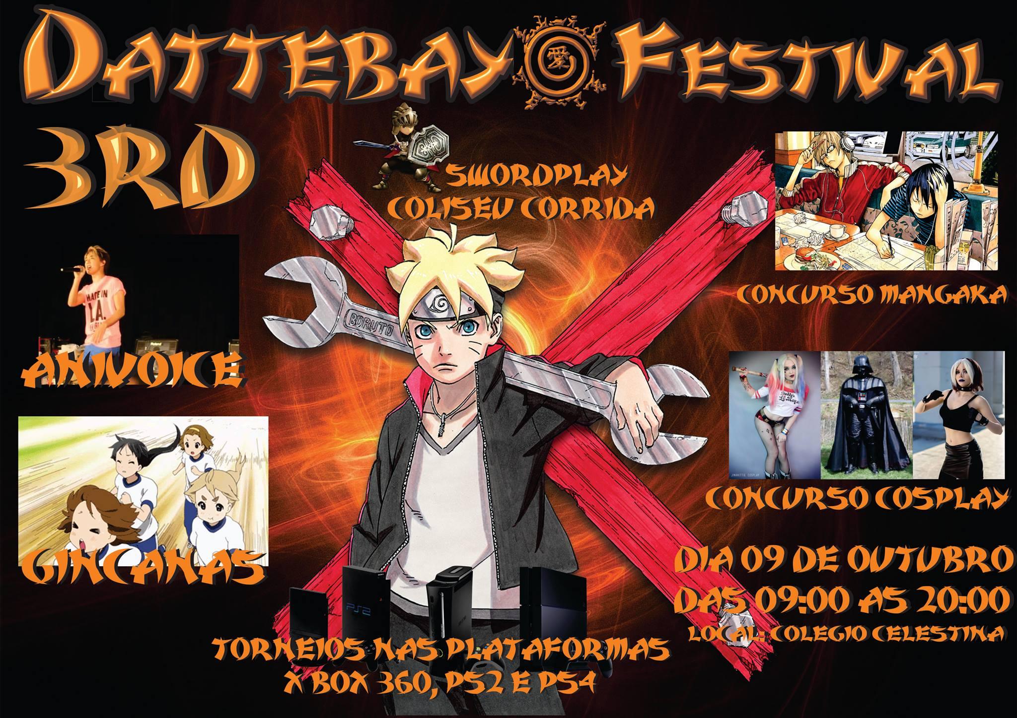 Dattebayo Festival 3rd