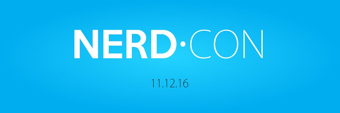 [Evento] Nerd.CON 2016