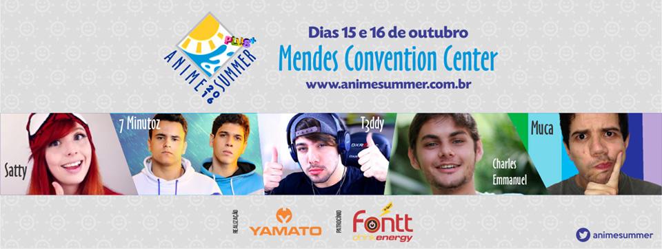 Anime Summer Plus 2016