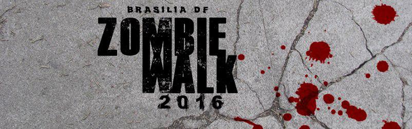 Zombie Walk DF 2016