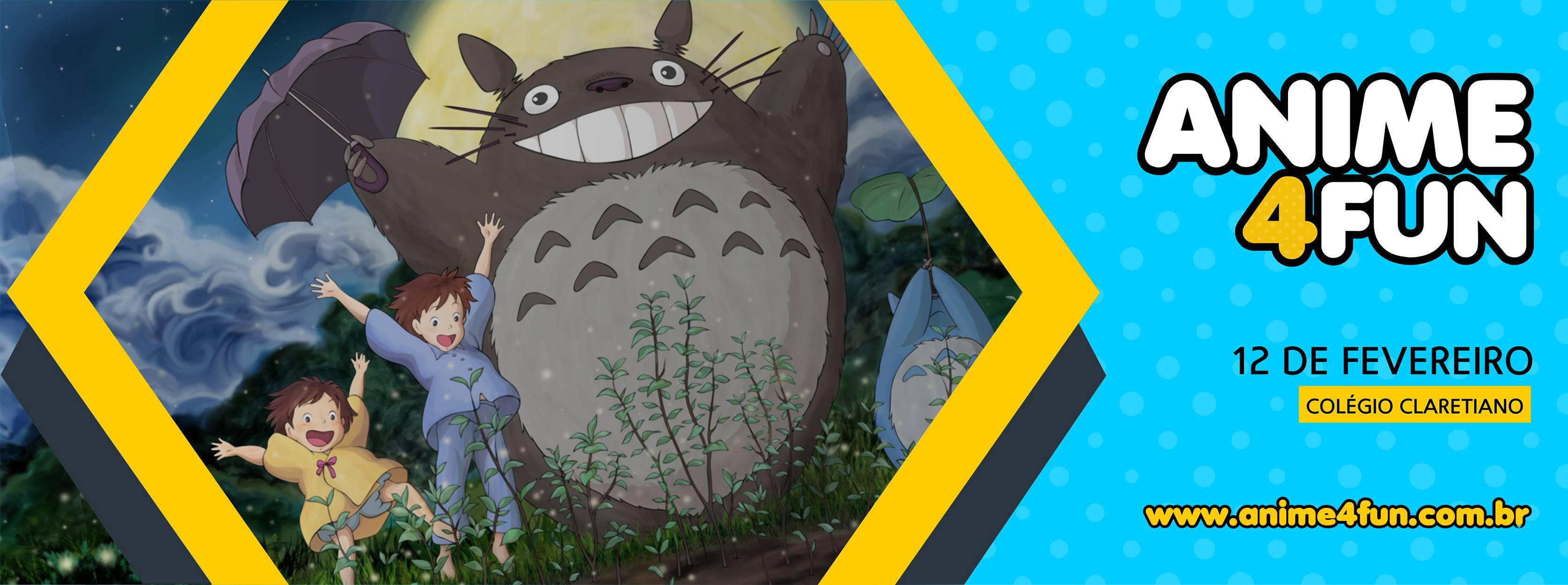 Anime For Fun - 1ª Edição