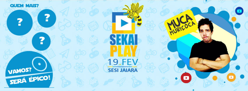 [Evento] Sekai Play 2017