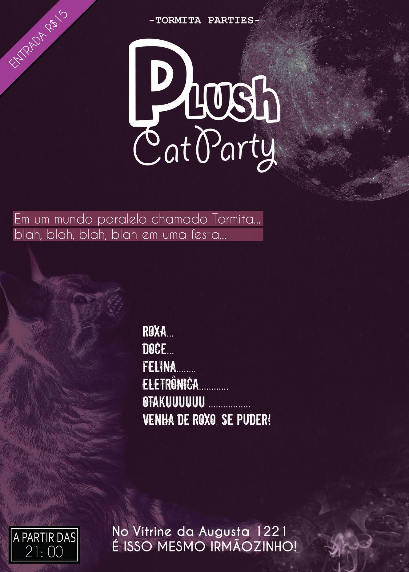 Plush CatParty