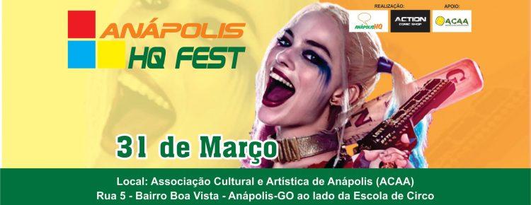 Anápolis HQ Fest 2019